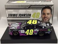 "2020 1/24 #48 Jimmie Johnson ""Ally Fueling Futures/ J.J. Fndn.-Camaro 1 of 720"