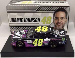 "2020 1/24 #48 Jimmie Johnson ""Ally Fueling Futures/ J.J. Fndn.-Camaro 1 of 720"