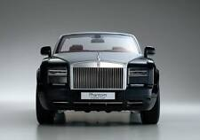 KYOSHO Rolls Royce Phantom Drophead Coupe Black 1:12*Anthem Release New LAST ONE