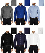 Machine Washable Formal Shirts for Men 46 in. Chest