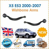 For X5 E53 3.0 4.4 4.6 4.8  Front Suspension Lower Wishbone Track Control Arms