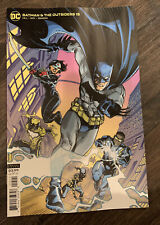 BATMAN AND THE OUTSIDERS #15 NM/MT CULLY HAMNER VARIANT DC 8/11 2020