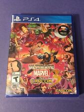 Ultimate Marvel VS Capcom 3 (PS4) NEW