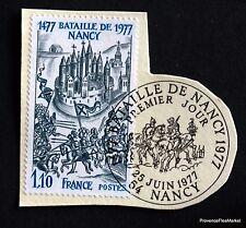 TIMBRE FRANCE OBL. 1° JOUR  Yt 1943 BATAILLE DE NANCY