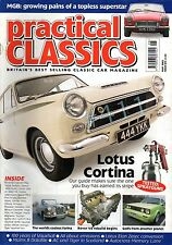 Practical Classics Magazine May 2003 Restored roofless WOLSELEY 16/60 3 GOLF GTI