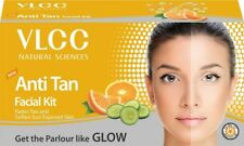 VLCC Anti Tan Single Facial Kit, 60g Suitable for all skin types Free Shipping