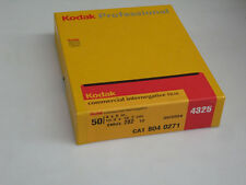 KODAK PROFESSIONAL Commercial Internegative Film 4 X 5. Hurry! Stock running out