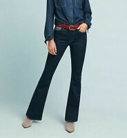 ANTHROPOLOGIE Levi's Made & Crafted Stems Mid Rise Flare Jeans NwT 25 0 27 4 30