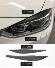"""Scheinwerferblenden """"BÖSER BLICK"""" für BMW F30 / F31 + Kleber"""