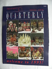 Dept. 56 January 1995 Quarterly Magazine Preview Edition