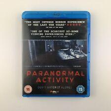 Paranormal Activity (Blu-ray, 2010)