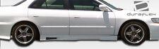 98-02 Honda Accord 4DR Duraflex Spyder Side Skirts Rocker Panels 2pc 101986