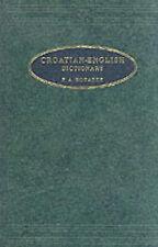 NEW Croatian-English Dictionary (Croatian Edition) by F.A. Bogadek