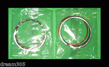 CB160 CL160 Piston Ring Set x2 Honda CA160 1964 1965 1966 1967 1968 1969 STD 160