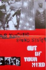 DUB NARCOTIC SOUND SYSTEM POSTER (A12)