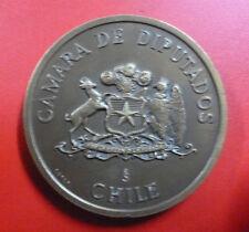 CHILE MEDAL Camara de Diputados - Tribunal del Consulado 1811