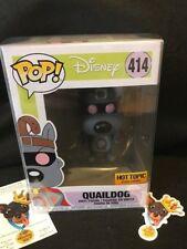 Funko Pop! Quaildog Hot Topic Exclusive