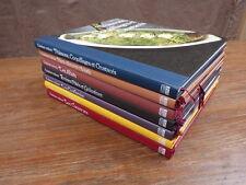 Lot 7 volumes CUISINER MIEUX Time Life   CUISINE GASTRONOMIE