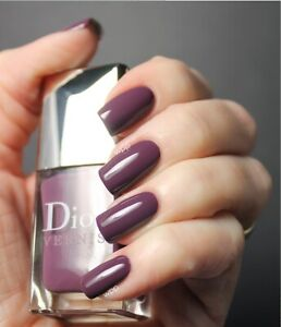 Dior Vernis Nail Polish Color - 887 Purple Mix Boxed