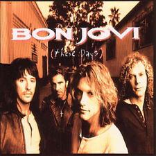 Mercury's aus Deutschland mit Bon Jovi-Musik-CD Records-Label