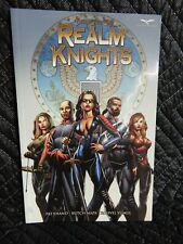 ZENESCOPE ENTERTAINMENT, GRIMM FAIRY TALES, REALM KNIGHTS!
