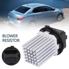 Heater Blower Motor Fan Resistor For Peugeot 307 407 Citroen C3 C4 C5 C6 DS3 AU