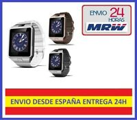 Smartwatch Reloj Inteligente ¡¡2 Años de Garantia!!