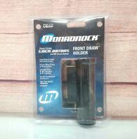 Monadnock 16-21-Inch Friction Lock Front Draw Baton Holder w/ 360 Degree Swivel