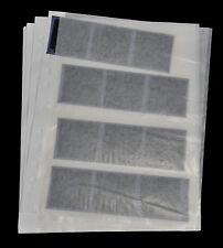 50 Pergamin Negativhüllen für Mittelformat / Negativhuellen für 120er Rollfilm