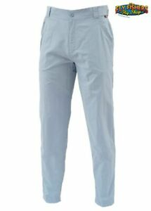 Simms Fishing Superlight Pants - Grey Blue - L - NEW DISCOUNTED