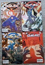 OMAC - 4-Issue Run- #1, #2, #3, #4 - 2006 / 2007 Mini Series - DC Comics -