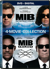 Men in Black: 4-Movie Collection [New Dvd] Boxed Set, Digital Copy