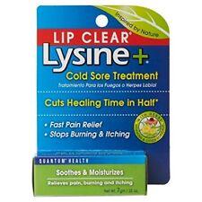 Tratamiento Para Herpes Labial Con Lisina Fórmula Hidratante Suavizante