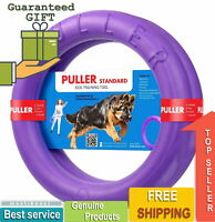"""Dog Toy Puller 11"""" Two Rings Fitness For Dogs Ideal For All Breed Dog STANDART"""