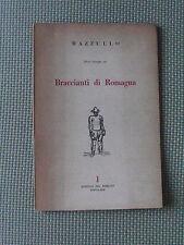 DIECI DISEGNI SUI BRACCIANTI DI ROMAGNA-Mazzullo-Edizioni del disegno popolare 1