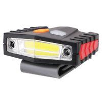 Bright COB LED Headlamp & Cap Lamp Rechargeable Sensor Emergency Hand Torch