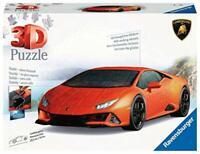 Ravensburger 11238 Lamborghini Huracan 108 Piece 3D Jigsaw Puzzle for Kids Age 8