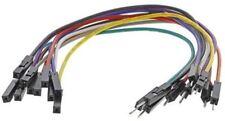 Mikroe - 512, 10 Pieza Breadboard Jumper Cable Kit