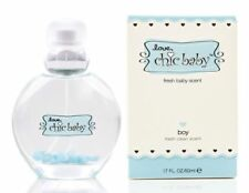 Love Chic Baby Fresh Baby Clean Scent **BOY ** 1.7 fl oz / 50 ml