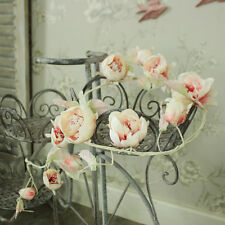 PINK Rose Fiore Filo Ghirlanda Matrimonio Casa Girly accessori camera da letto Bella