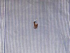 Polo Ralph Lauren button down shirt mens large striped oxford