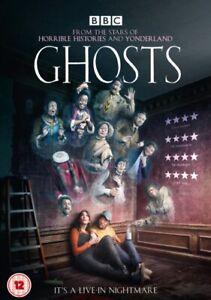 Ghosts: Series 1 Season 1 DVD R4 BBC New Sealed