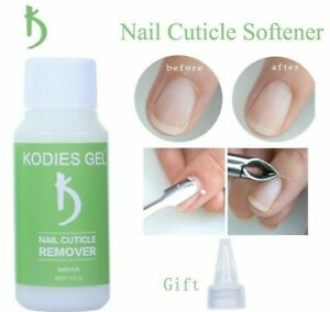 Nail Softener Cuticle Oil Remover Healthy Treatment For Nails Foot Care Repair