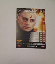 James Bond 007 Spy Common card 005 Renard (Test series)