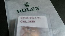Rolex 3135-315 Barrel Complete (with mainspring), Factory Sealed, Brand New