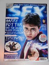 SFX #184 JULY 2009 UK US MAGAZINE HARRY POTTER TORCHWOOD TRANSFORMERS 2<
