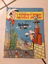 """Lucky Luke  Nr. 97 """" Ein Cowboy in Paris """""""