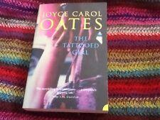 The Tattooed Girl by Professor of Humanities Joyce Carol Oates. Paperback