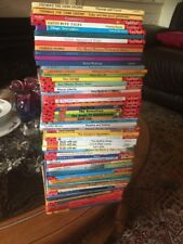 60 (sixty) Ladybird Hardback Books, Some Of Them  First Published In 1970 & 1980