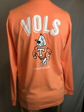 "New Volunteer Traditions ""Vol's Smokey"" Long Sleeve T-Shirt, Orange, M & XL"